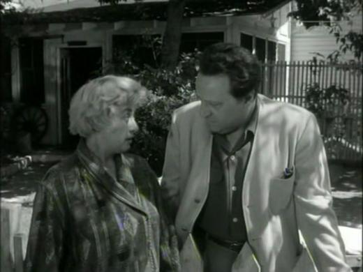 Lizzie - 2 neighbor Walter advises Morgan