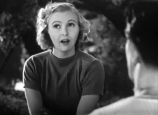Gambling Daughters 1941 - 8 Diana tells Jimmy why she spotted him as a phony right off