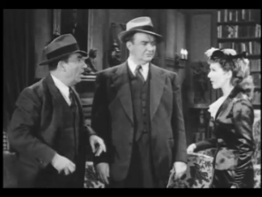 Detective Kitty O'Day - 3 Clancy, Mike and Kitty